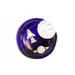Balony pastel