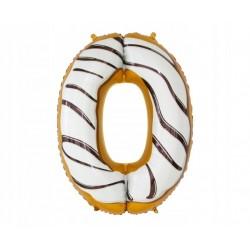 Kapelusz Brokat srebrny