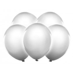 Balony na ślub wesele biały