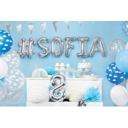 Rozety dekoracyjne pastelowe Elegant Bliss