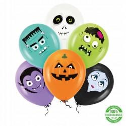 Konfetti TUBA 60 cm Różowe Płatki