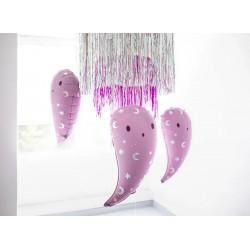 Pudełeczka serca białe