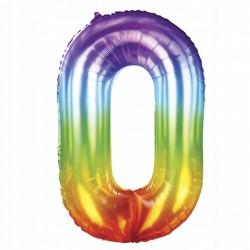 """Balon Foliowy Smiley Wink 9""""-2"""