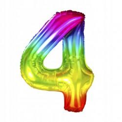 Balon Foliowy Smiley Wink -4