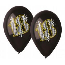 Balon Foliowy Police car - wóz policyjny