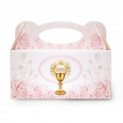Samoskładające  pudełka na ciasto komunia4