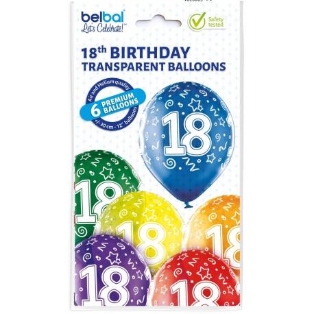 Zestaw balonów Masza i Niedźwiedź