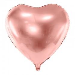 """Balon Foliowy  Cyferka złota """"4"""" 75 cm"""