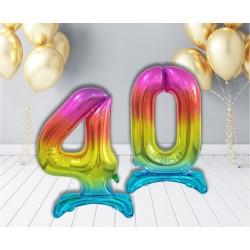 Balon Princess Różowy