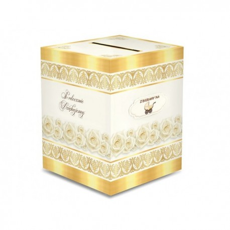 Pudełko na koperty KP4W