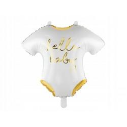 Balon Foliowy Masza na rowerku