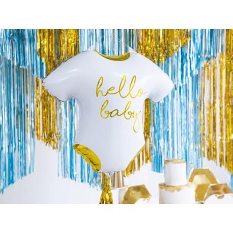 Balon Foliowy okrągły Masza i niedżwiedz