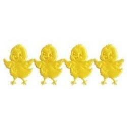 Zestaw balonów różowe złoto rose gold - 10 szt