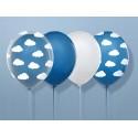Zestaw balonów różowe złoto Wieczór Panieński Bride to be
