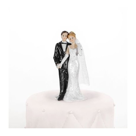 Figurka na tort weselny 6