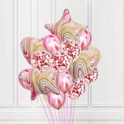 Tasiemki satynowe 12mm. 8018 - pomarańczowo złoty