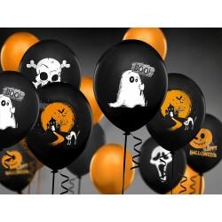 Balony na ślub wesele krem