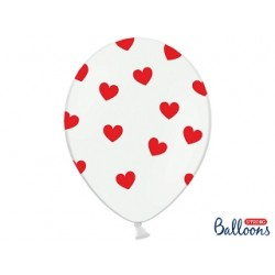 Balony na ślub wesele serca