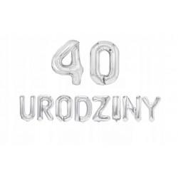 Baner urodzinowy STO LAT