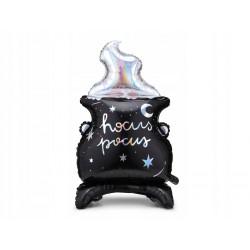 Balon Foliowy Cars czerwony samochód 33 cm