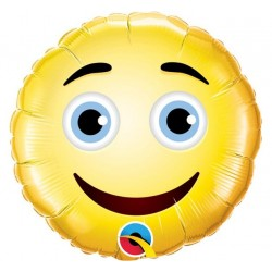 "Balon Foliowy Smiley Wink 9""-2"