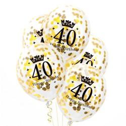 Świeczki urodzinowe Baby Shower  niebieskie