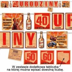 Świeczki urodzinowe Baby Shower  różowe