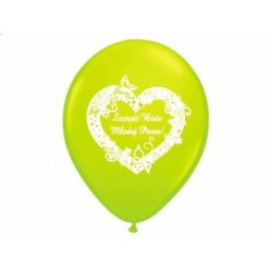 Balony na ślub wesele 6