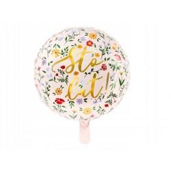Tasiemki satynowe 25mm. 8013 - słoneczny żółty