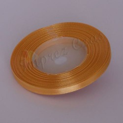 Tasiemki satynowe 6mm. 8015 - cynamonowy